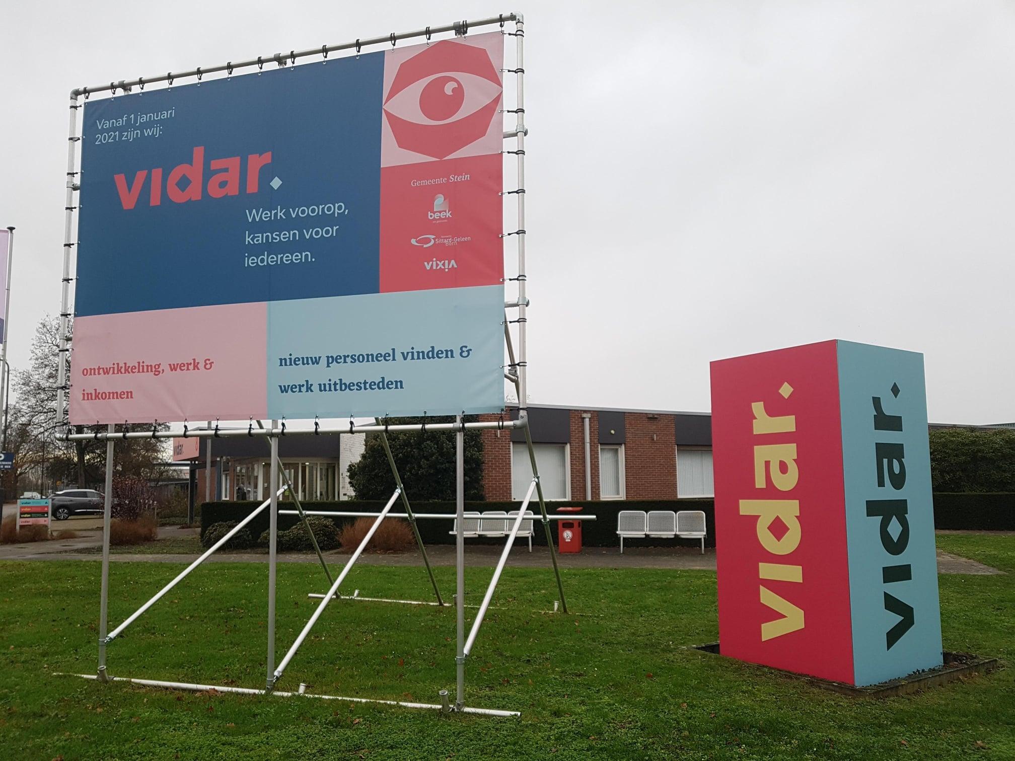 Rebranding Vidar